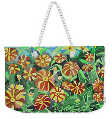 Childlike Flowers Weekender Tote Bag