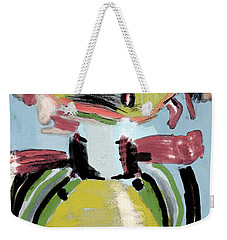 Child's Game Weekender Tote Bag by Tine Nordbred