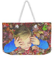 Child's Play Weekender Tote Bag