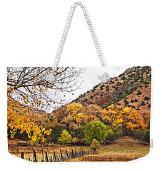 Chimayo Hills Weekender Tote Bag
