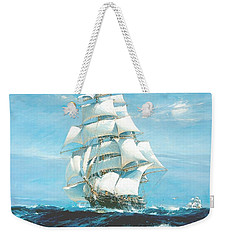China Tea Clippers Race Weekender Tote Bag