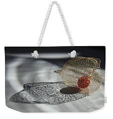 Chinese Lantern Plant - B Weekender Tote Bag