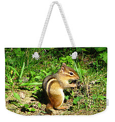 Chippy Weekender Tote Bag