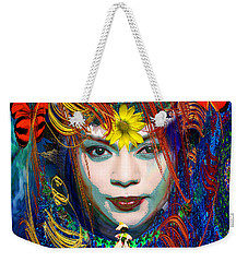 My Solar Life Weekender Tote Bag by Joseph Mosley