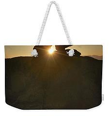 Chiricahua Sunset Weekender Tote Bag