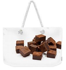 Chocolate Brownies Weekender Tote Bag