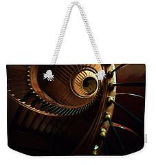 Chocolate Spirals Weekender Tote Bag