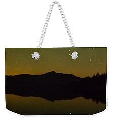 Chocorua Stars Weekender Tote Bag