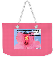 Choose Your Quote Choose Your Picture 1 Weekender Tote Bag