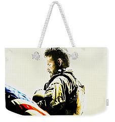 Chris Kyle Weekender Tote Bag