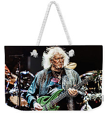Chris Squire From Yes Weekender Tote Bag