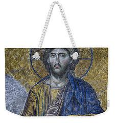 Christ Pantocrator IIi Weekender Tote Bag