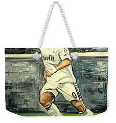 Christiano Ronaldo Weekender Tote Bag