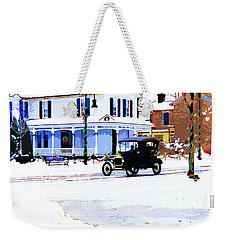 Christmas - 1913 Weekender Tote Bag