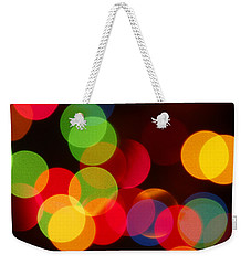 Unfocused Weekender Tote Bag
