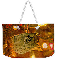 Christmas Cover  Weekender Tote Bag by Susan  McMenamin