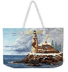 Christmas Island Weekender Tote Bag