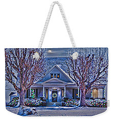 Christmas Memories Weekender Tote Bag