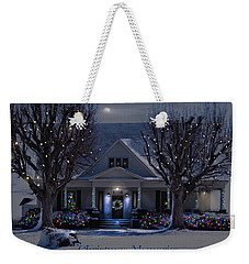 Christmas Memories2 Weekender Tote Bag