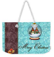 Christmas Card 13 Weekender Tote Bag