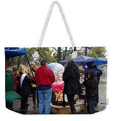Christmas People Cold And Muddy Weekender Tote Bag