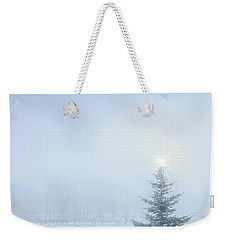 Christmas Spirit Weekender Tote Bag
