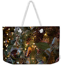 Christmas Tree Splendor Weekender Tote Bag