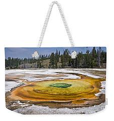 Chromatic Pool Weekender Tote Bag