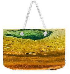 Chromatic Pool Vertical Weekender Tote Bag