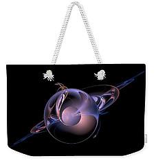 Chrome Worlds-4 Weekender Tote Bag