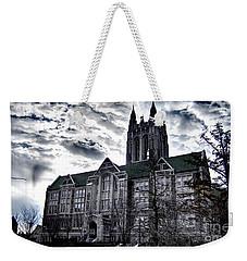 Church At Boston College Weekender Tote Bag