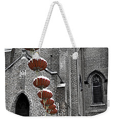 Church Lanterns Weekender Tote Bag