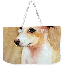 Chutki The Pet Dog Weekender Tote Bag