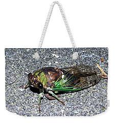 Cicada Weekender Tote Bag