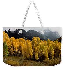 Cimarron Forks Weekender Tote Bag by Eric Glaser