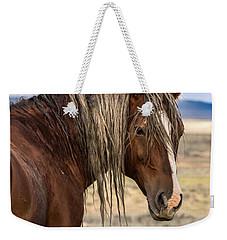 Cimarron - Wild Mustang Stallion Weekender Tote Bag