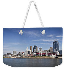 Cincinnati Weekender Tote Bag