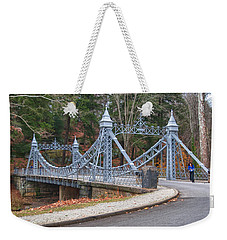 Cinderella Bridge Weekender Tote Bag by Guy Whiteley