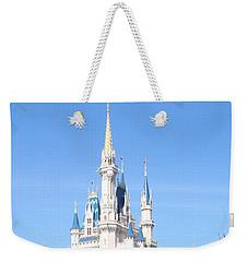 Cinderella's Castle - Disney World Orlando Weekender Tote Bag