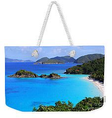 Cinnamon Bay St. John Virgin Islands Weekender Tote Bag
