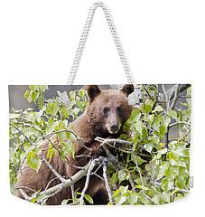 Cinnamon Beauty Weekender Tote Bag