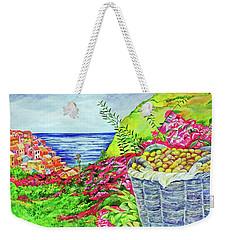 Cinque Terre Weekender Tote Bag