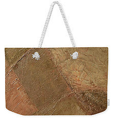Circle Back Weekender Tote Bag