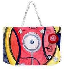 Circle For Lovers Weekender Tote Bag