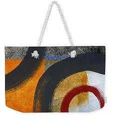 Circles 3 Weekender Tote Bag