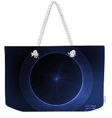 Circles Don't Exist Pi 180 Weekender Tote Bag