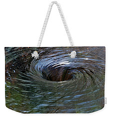 Weekender Tote Bag featuring the photograph Circling by Wendy Wilton