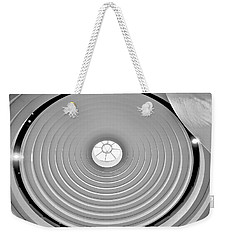 Circular Dome Weekender Tote Bag
