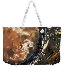 Circular Pattern Weekender Tote Bag