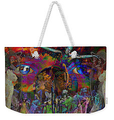 Solar Mind Weekender Tote Bag by Joseph Mosley